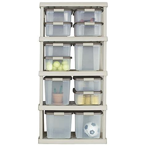 sterilite 5 shelf shelving unit 75 125 x 36 x 18 inches