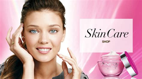 skin care products avon