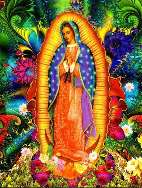 imagenes de la virgen de guadalupe con el papa juan pablo im 193 genes oraciones fotos textos para celebrar el d 205 a de la