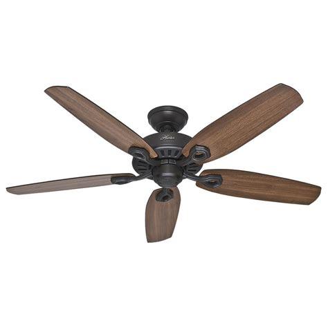 builder elite 52 in indoor bronze ceiling fan crown 52 in indoor regal bronze ceiling fan