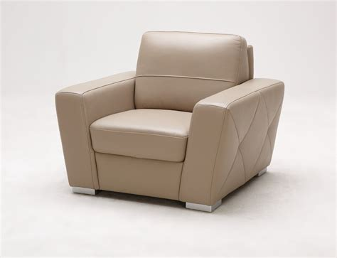 modern beige leather sofa bed set
