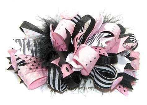 learn how to make bows free hair bow tutorial and video learn to make hair bows loopy hair bow factory direct
