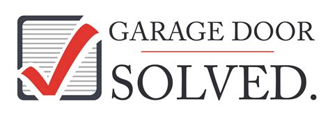 garage door logos about us garage door solved