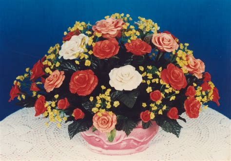 Bunga Sabun Flower Soap 4 paper flowers malaysia al kisah si bunga sabun