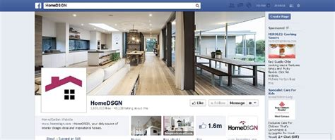home improvement facebook pages