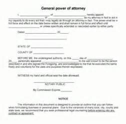 power of attorney template beepmunk