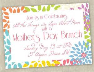printable s day brunch invitation that s clever mothers invitations and