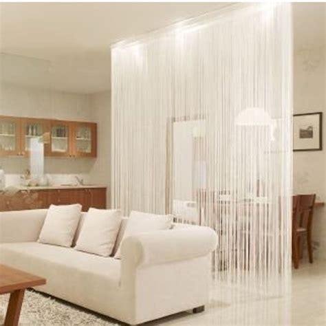 studio curtain panels white string curtain panel string curtains studio