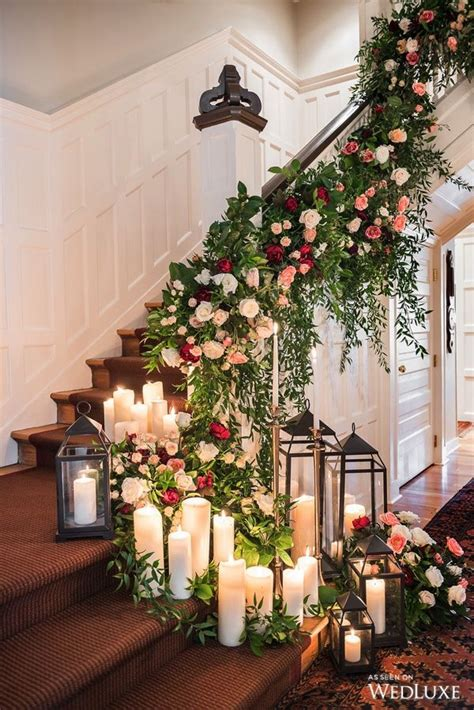 wedding home decoration 25 best ideas about wedding staircase on