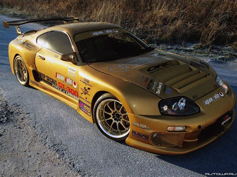 tuned supra toyota supra tuning photos photogallery with 12 pics