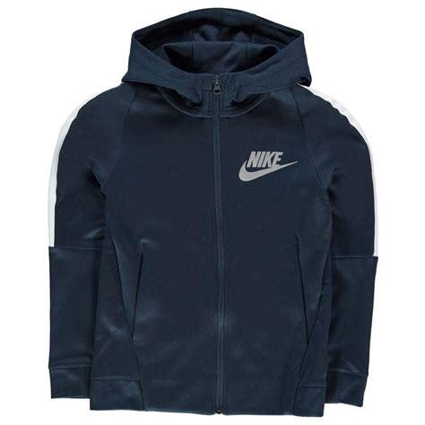 Jacket Nike nike tribute jacket junior boys hooded leisure jackets