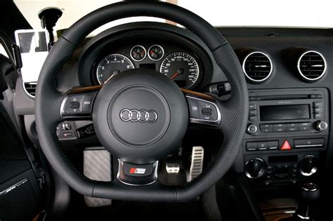 volante audi s3 volant tt s line sur a3 8p accessoires int 233 rieur