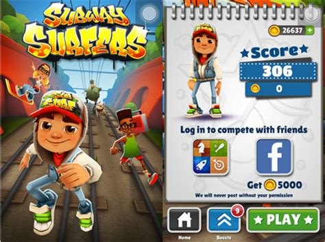 subway surfers mod game for windows phone subway surfers games tips phones apps
