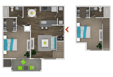 floor plans for 55 monroe place apartments located in monroe place apartments atlanta ga apartment finder