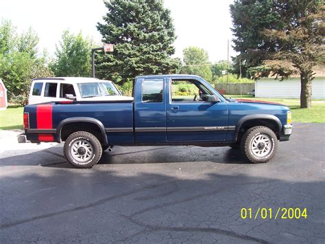 1993 dodge dakota specs 93kota318 1993 dodge dakota extended cab specs photos