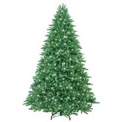 shop ge 7 1 2 easy shape fraser fir artificial christmas