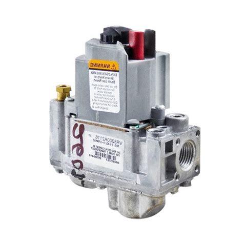 gas valve b1282602 goodman amana janitrol furnace gas