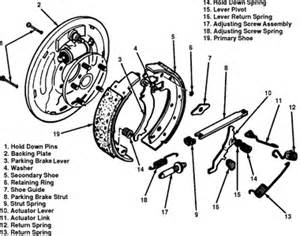 Brake Line Diagram 2002 Cavalier 2002 Chevy Cavalier Brake Assembly Diagram Fixya