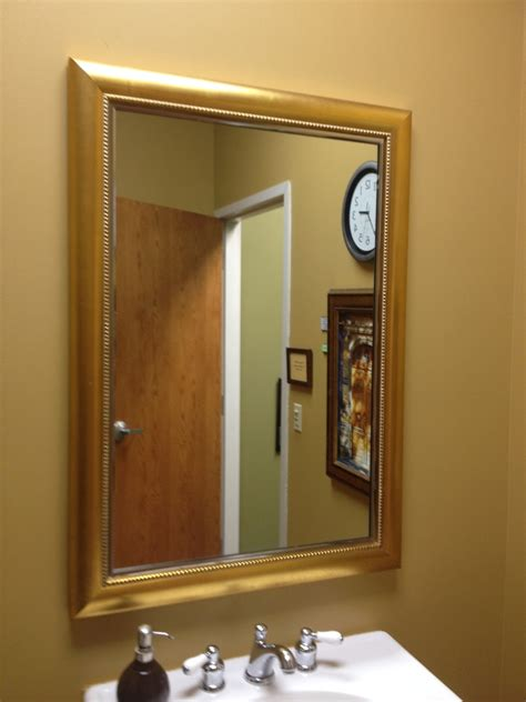 custom bathroom vanity mirrors custom cut mirrors mirror frames naperville il