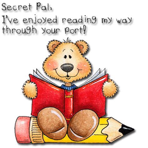 Secret Pal Clipart