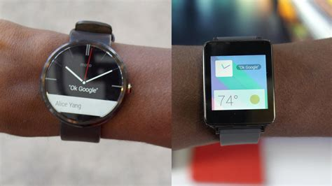 smartwatches for android android wear review smartwatches
