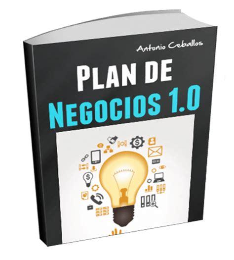 libro tu plan enforma iniciar negocio guia para iniciar tu negocio en 10 d 237 as 100negocios com