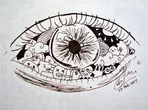 doodle unik belajar doodle ridha