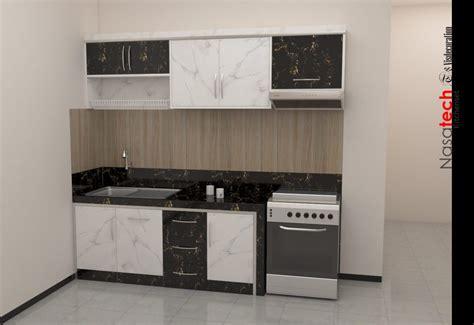 design kitchen set minimalis murah daftar harga kitchen set minimalis murah terbaru 2018