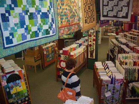 Calico Creations Quilt Shop by A Touch Flavors Illinois Town