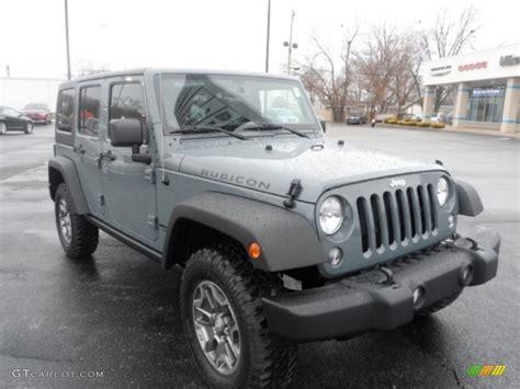 Jeep Wrangler Rubicon Colors 2014 Anvil Jeep Wrangler Unlimited Rubicon 4x4 88104745