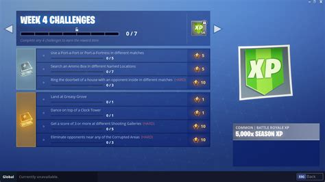 fortnite week 3 challenges fortnite season 6 week 4 challenges fortnite insider