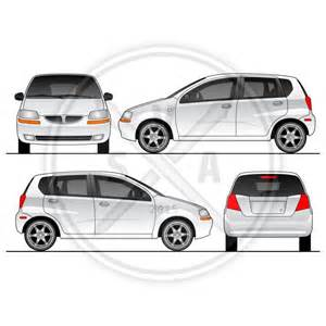 vehicle vector templates blank vehicle outline archives stock vector