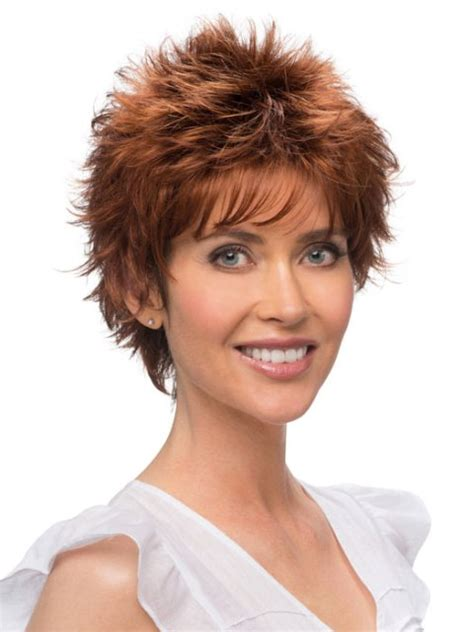 spiked hair for women over 60 short spiky hairstyles for women over 60 hairstyle for