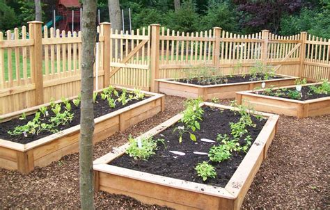 Raised Vegetable Garden Layout Small Gardens And Details Chester Design Llc