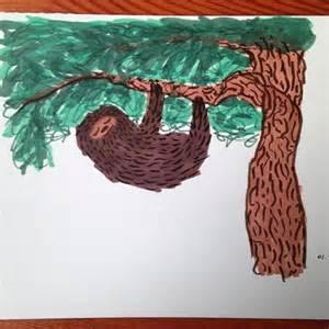 doodle sloth sloth doodle erika schnatz s portfolio