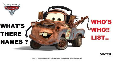 cars movie characters cars characters pictures and names www imgkid com the