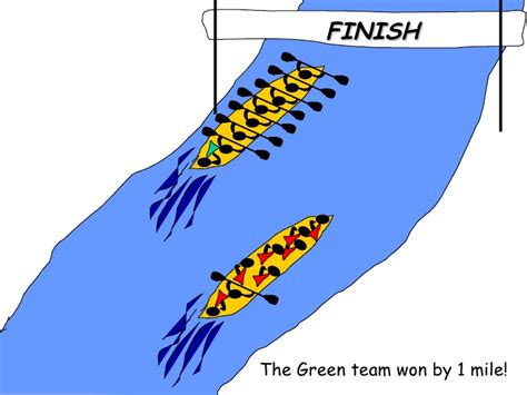 management boat cartoon the management rowing race