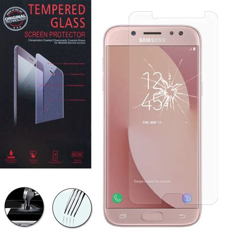 Promo Brand Anti Antishock Shock Samsung J7 Pro 1 toughened glass protection protection for samsung