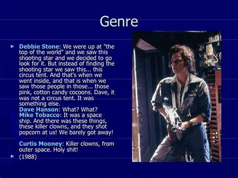 up film genre introduction to film genre