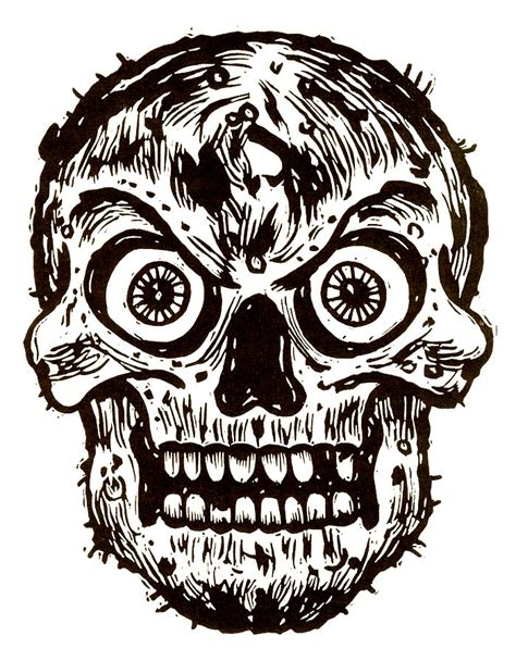 free skull tattoo designs to print cliparts co