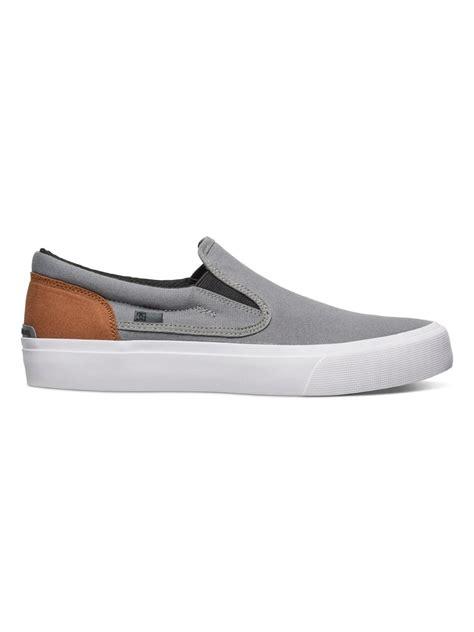 Dc Slipon dc mens trase slip on shoes adys300184 ebay