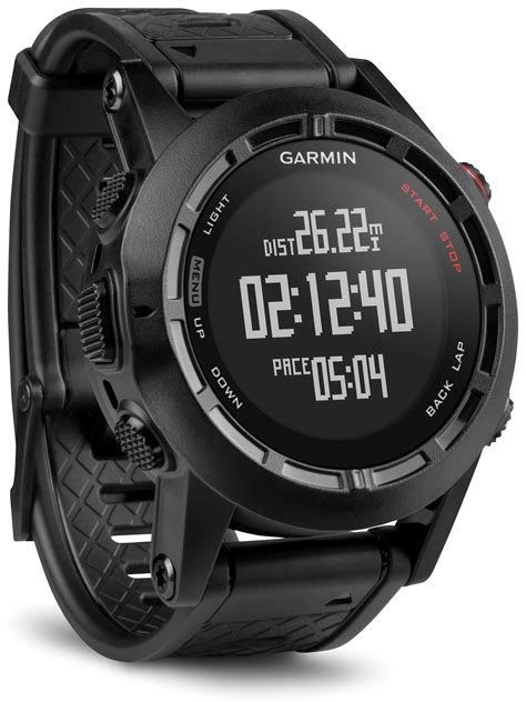 Garmin fenix 2 : une montre GPS connectée vraiment multi sports