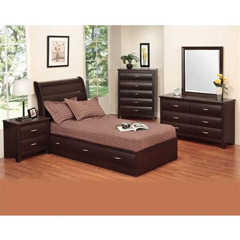 Rental City Espresso Youth Bedroom Suite From R T Furniture Furniture City Bedroom Suites