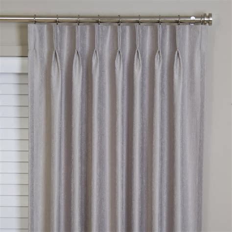 pinch pleat drapery buy colorado blockout pinch pleat curtains online decor2go