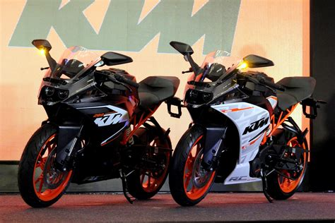 Ktm Bikes India Price Ktm Rc390 And Rc200 Launched In India At Rs 2 05 Lakh And