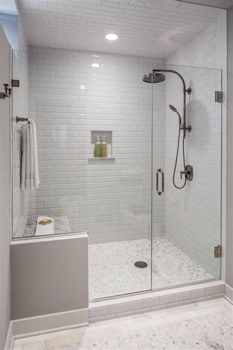 walk  shower ideas   dream bathroom