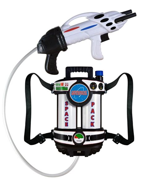 Water Gun With Backpack astronaut space pack soaking water blaster
