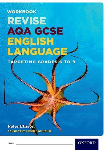 aqa gcse english language 0198340745 aqa gcse english language targeting grades 6 9 revision workbook