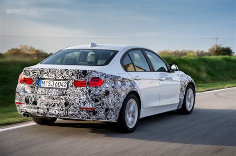 bmw 3 series edrive in hybrid revealed launch