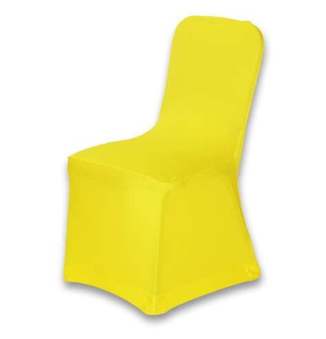 Yellow Spandex Chair Covers spandex chair covers pri productions